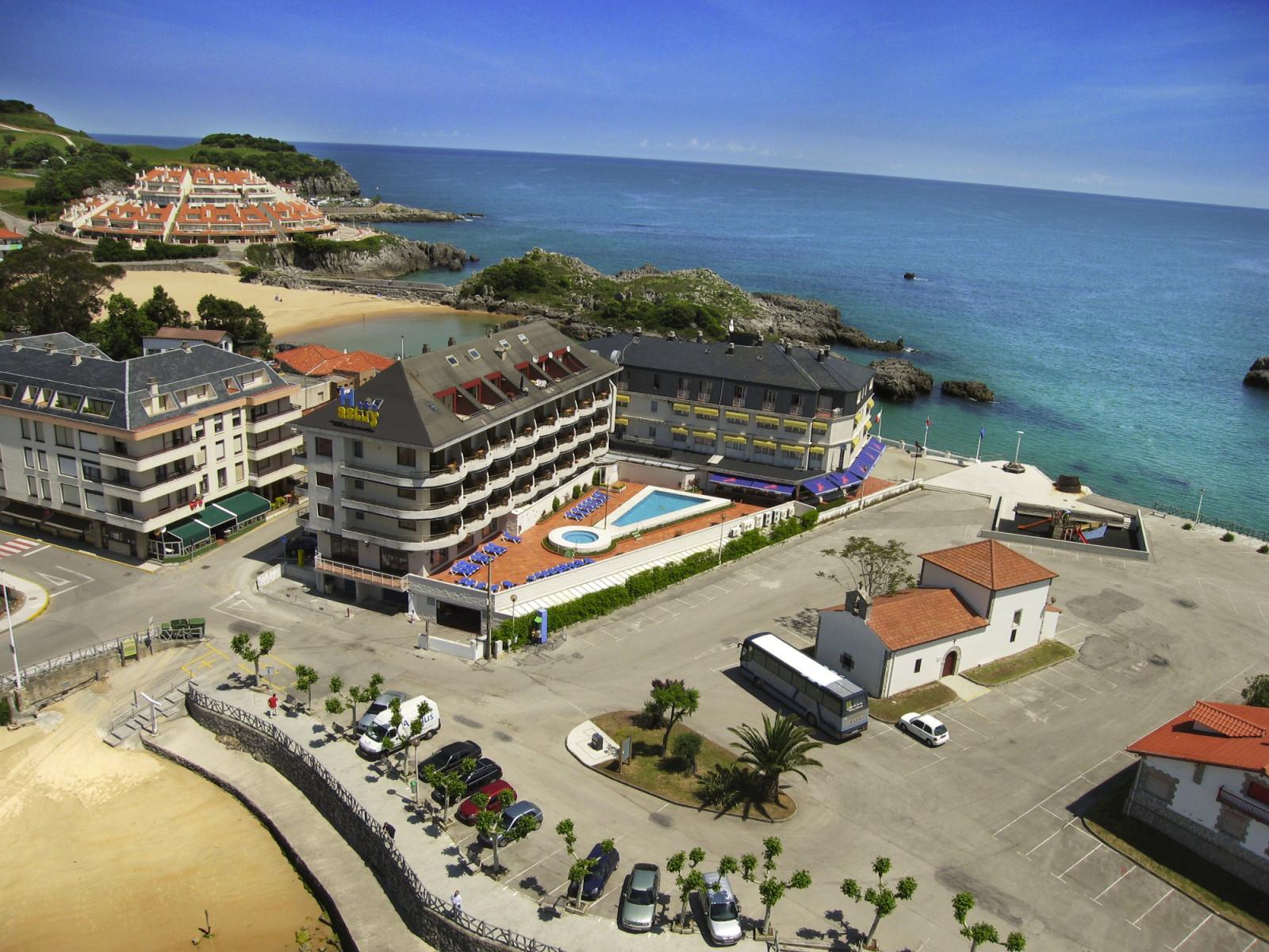 hotel olimpo santander: